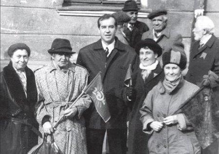 Как раньше становились мэрами