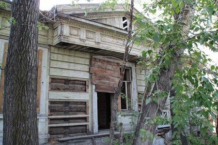 В Усолье уничтожают дачу архитектора Рассушина