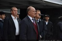 Г.А. Зюганов – избирателям Приангарья: «Поддержите на выборах народного губернатора Сергея Левченко!»
