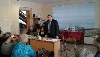 Депутат Госдумы Владимир Примачек провёл ряд встреч с партийными активистами