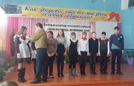 Пионерские встречи в районах Иркутской области