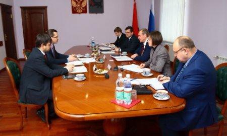 Власти Приангарья договорились с Беларусью о будущем сотрудничестве