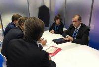 Губернатор С. Левченко предложил возродить БЭФ