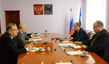 Сергей Левченко: Правительство региона поддержит создание благоприятных условий для работы ведущих иркутских научных институтов