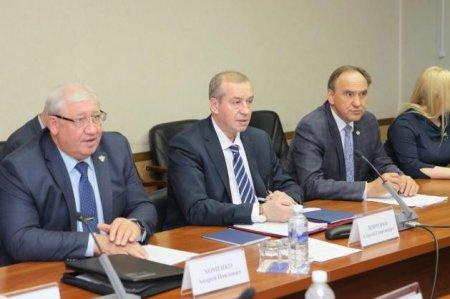 Сергей Левченко: К разработке Стратегии социально-экономического развития области должны быть привлечены научные силы региона