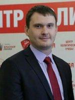 Первым секретарём Нижнеудинского райкома партии избран Александр Леоненко