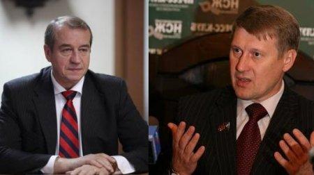 Сергей Левченко встретился с мэром Новосибирска Анатолием Локотем. Обсуждены проблемы строительного комплекса