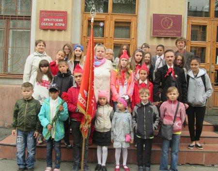 Иркутск. «Надежда России» организует праздники для детей