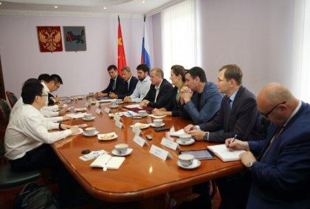 В октябре планируется проведение презентации торгово-экономического и инвестиционного потенциала Иркутской области в КНР
