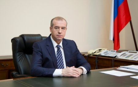 Губернатор внес в Законодательное собрание проект закона «О ежемесячной денежной выплате в Иркутской области семьям в случае рождения третьего или последующих детей»