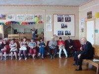 Алексей Пономарёв продолжает серию встреч: Пивовариха, Малое Голоустное, госпиталь ветеранов в Иркутске