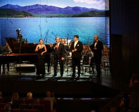 Сергей Левченко принял участие в открытии XI международного музыкального фестиваля «Звёзды на Байкале»