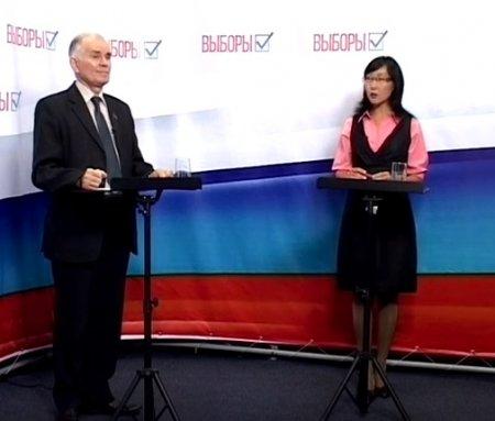 Сергей Бренюк. Дебаты