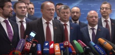 Рассвет ТВ: Геннадий Зюганов перед стартом политического сезона