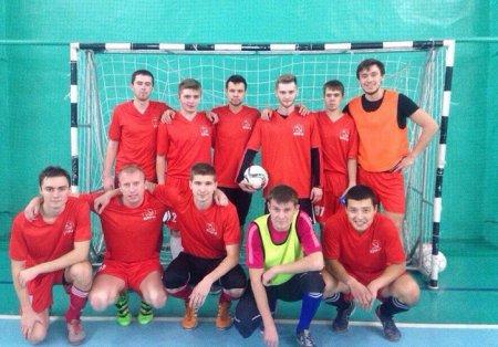 Создана мини-футбольная команда «Ленком»