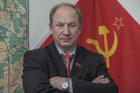 «Вся Россия больна раковой болезнью – коррупцией». В.Ф. Рашкин о задержании Улюкаева