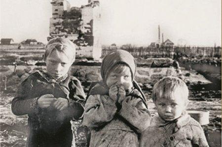 «Дети войны. Дети Победы». Благодарность депутату Бренюку