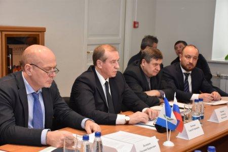 Сергей Левченко: Иркутская область значительно увеличила рост собственных доходов
