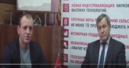 Евгений Рульков и Виталий Матвийчук: КПРФ – против приватизации МУПов г. Иркутска