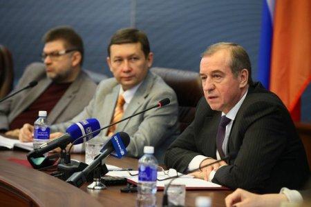 Сергей Левченко: Главная задача – повышение благосостояния людей