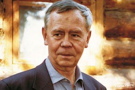 К юбилею писателя Валентина Распутина готовятся на его родине в Усть-Удинском районе