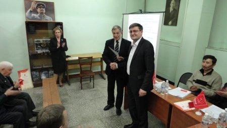 Иркутск: отчетные конференции состоялись в 4 районных отделениях КПРФ