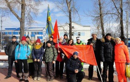 Коммунисты Иркутской области провели акции к 23 февраля