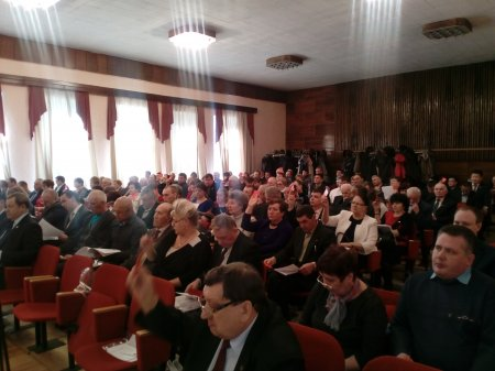 Ассоциация депутатов, избранных от КПРФ, заслушала Сергея Левченко и обратилась к трудящимся