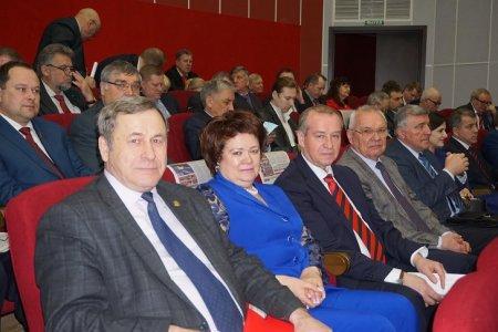 Иркутская делегация приняла участие в Пленуме ЦК КПРФ