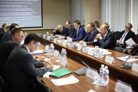 Сергей Левченко: Необходимо определить направления, которые позволят региону успешно развиваться