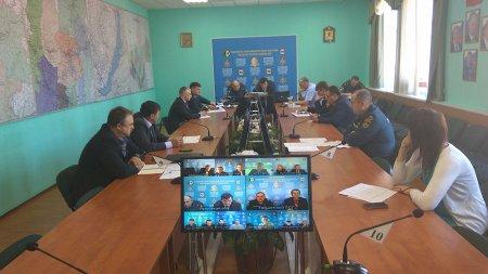 Для оказания помощи пострадавшим от пожаров, случившихся 24 мая в Тайшетском и Чунском районах, создан оперативный штаб
