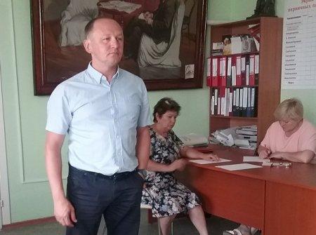 КПРФ выдвигает на выборы мэра Усолья-Сибирского Романа Габова