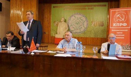 Семинар-совещание накануне предвыборной кампании