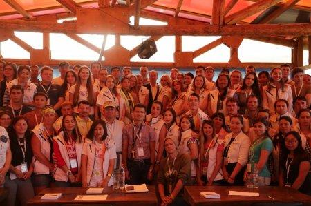 Сергей Левченко встретился с участниками Международного молодежного форума «Байкал»