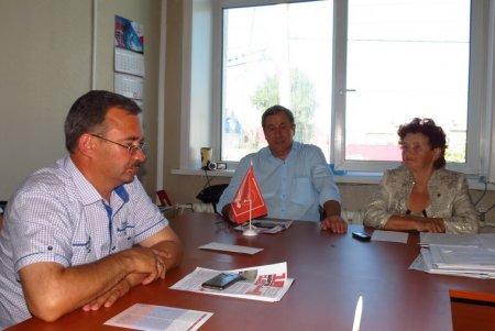 КПРФ выдвинула кандидатов в мэры Слюдянского района и в главы Слюдянки