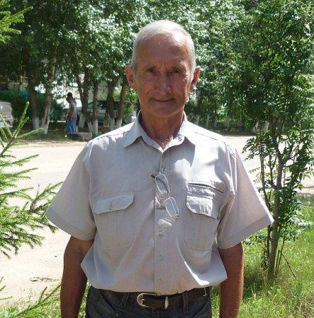 Лица партии. Лесогорский коммунист Юрий Петров