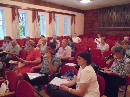 Совещание-семинар накануне местных выборов