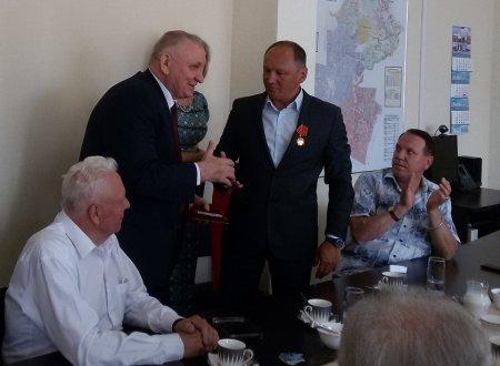 Алексей Пономарёв побывал с рабочим визитом в Усольском районе