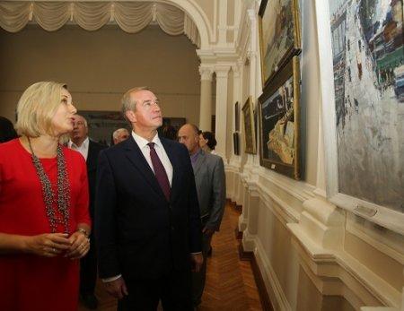 Выставка «От Иркутской губернии до Иркутской области» продолжила мероприятия в честь 80-летия нашего региона