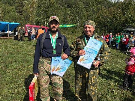 Фестиваль охоты и рыбалки в Усольском районе