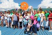 Сергей Левченко посетил детский оздоровительный лагерь «Мандархан»