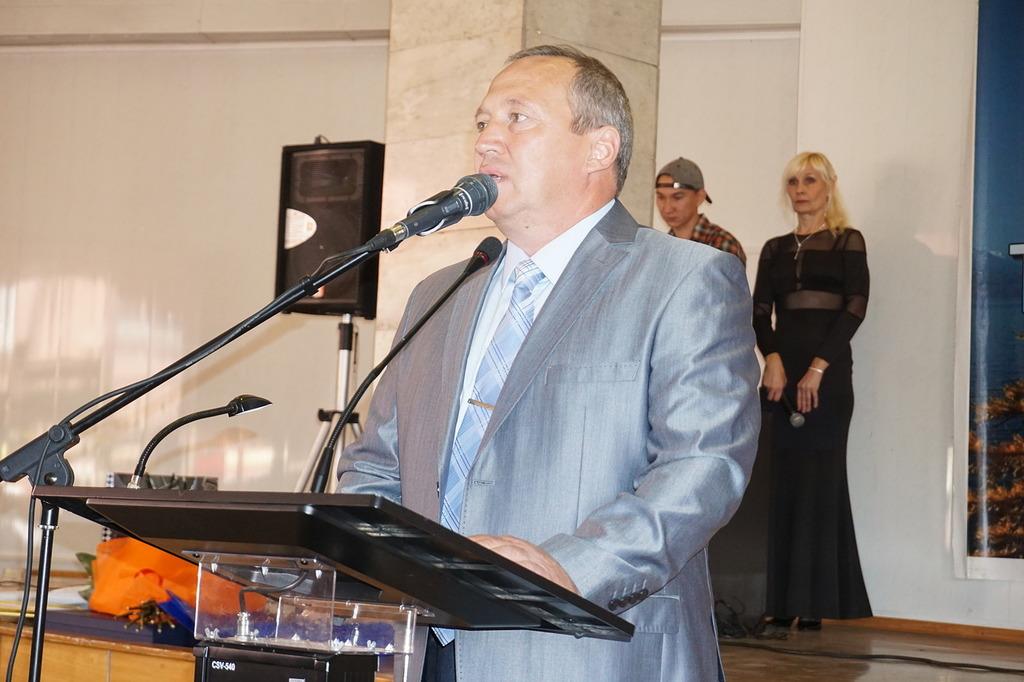 Алексей Шульц вступил в должность мэра Слюдянского района