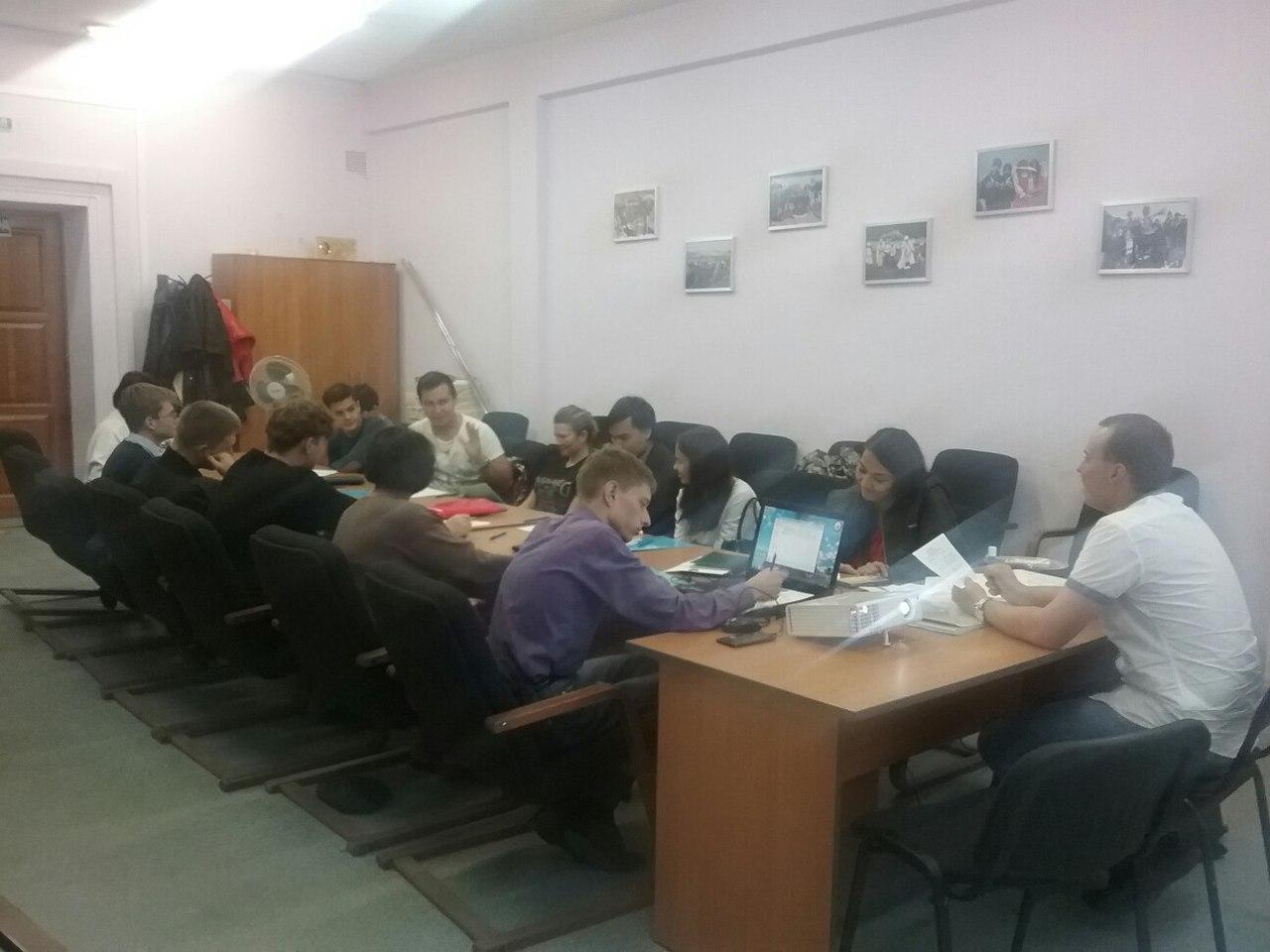 В Иркутске возродили местное отделение Ленинского комсомола