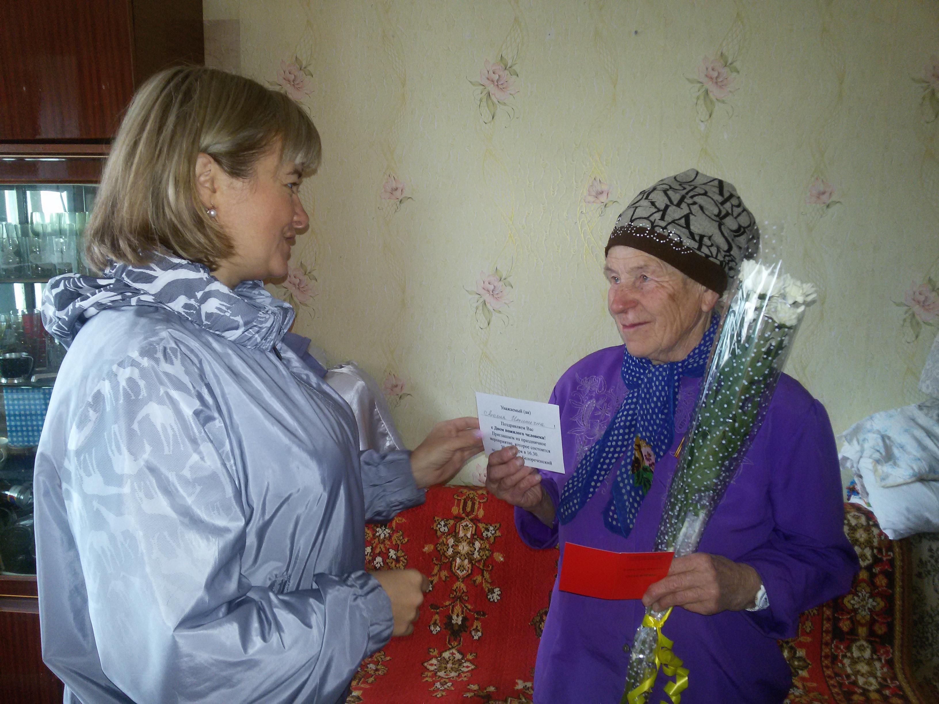 Коммунисты вручили медали ветеранам и детям войны в Усольском районе