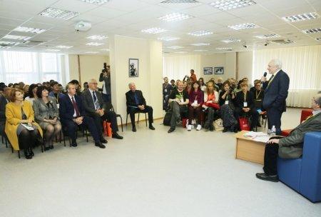 Форум молодых писателей России, стран СНГ и зарубежья открылся в Иркутске