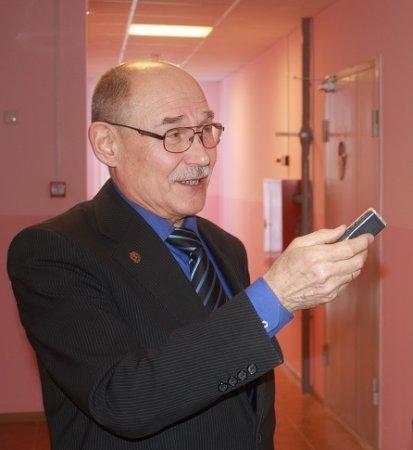 Мой первый учитель – Виталий Черошников
