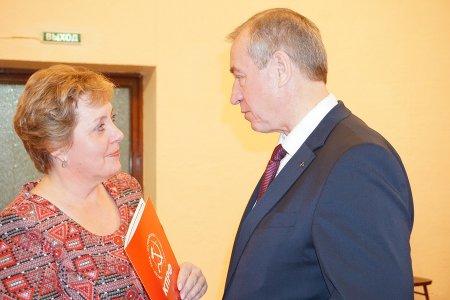 Блиц-интервью с первым секретарем Чунского районного отделения КПРФ Татьяной Белоусовой