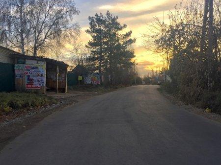 Коммунист помог провести дорогу в садоводство «6-я Пятилетка»