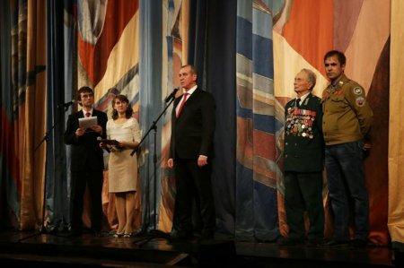 14-я «Встреча трёх поколений» прошла в Иркутске