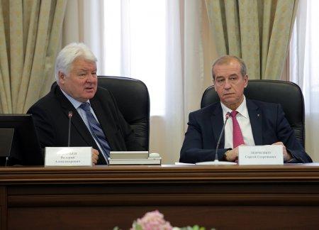 Сергей Левченко: Первый этап газификации Иркутской области начнется с поселка Жигалово